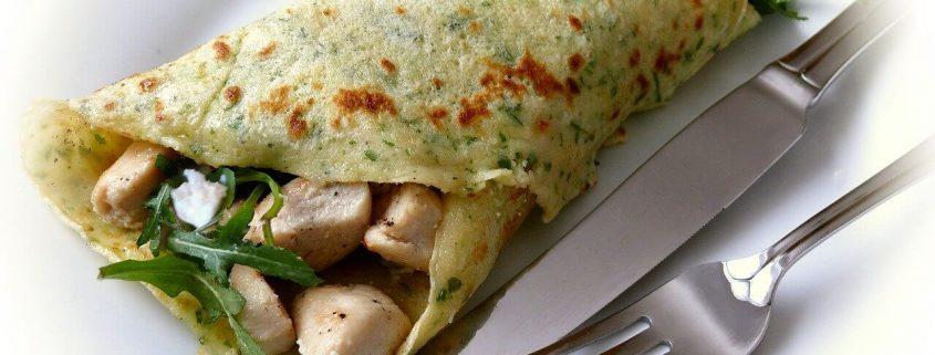 10 Recetas saludables que no tienen gluten