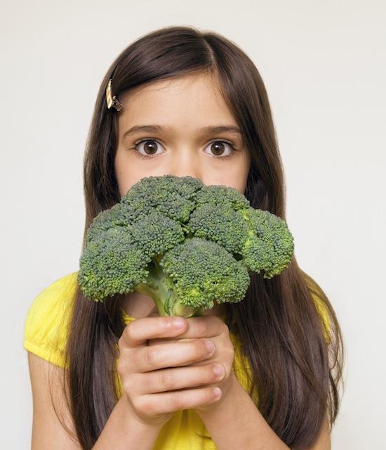 Trucos verdura niños