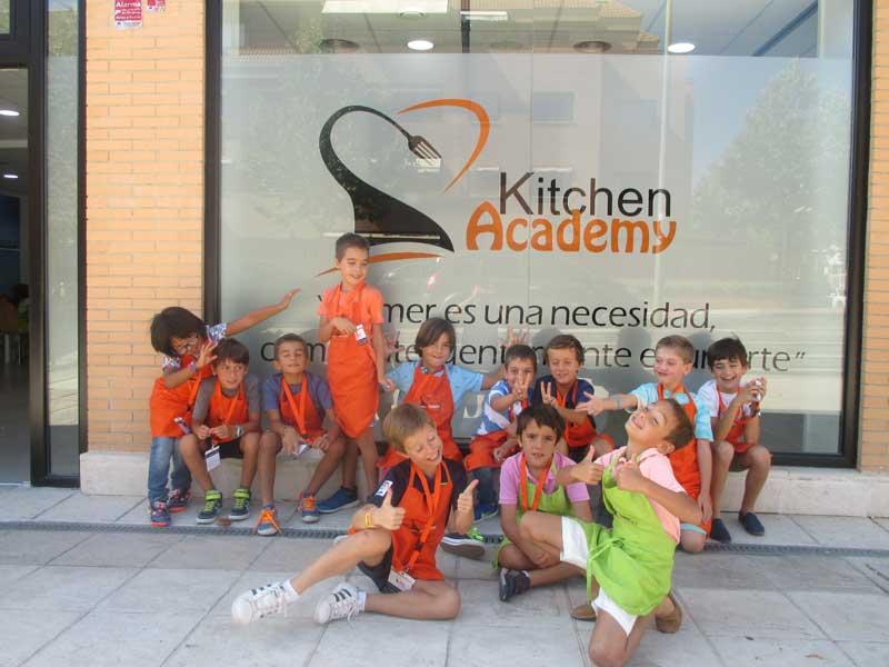 Celebrar un cumpleaños en Kitchen Academy