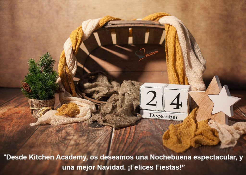 Nochebuena Kitchen Academy