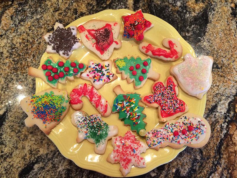 Kitchen Academy en Navidad