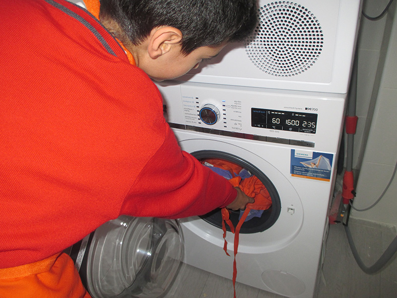 Lavadora Equipamiento Siemens