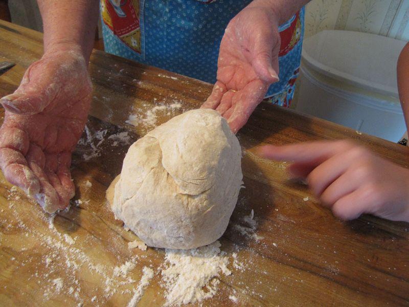 Pedagogía y cocina