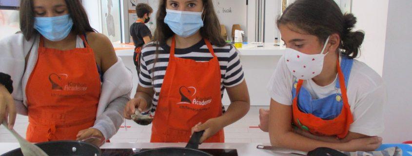 Escuela de Cocina Infantil Online