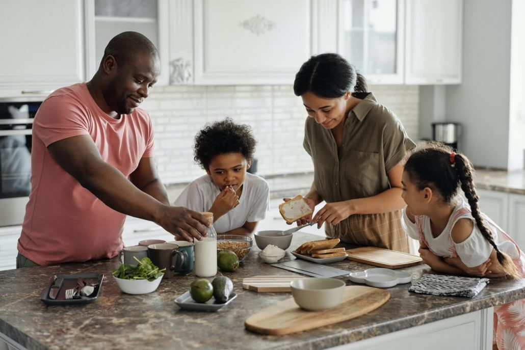 ¿Qué valores se pueden aprender en la cocina?