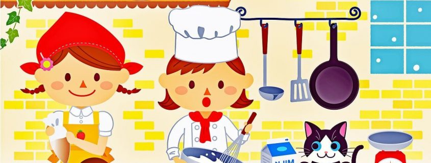 Escuela de Cocina infantil en Getxo