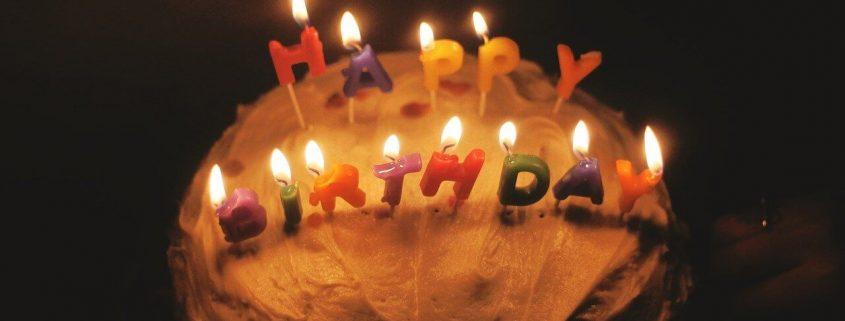 Ideas para celebrar Cumpleaños