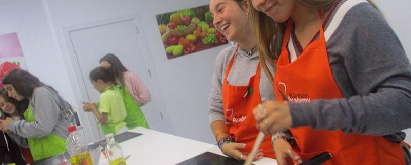 Diciembre en Kitchen Academy
