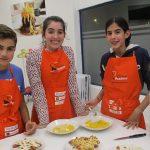 Jóvenes y cocina, el interés actual por la cocina