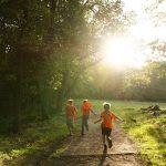 Niños sanos, sus necesidades nutricionales