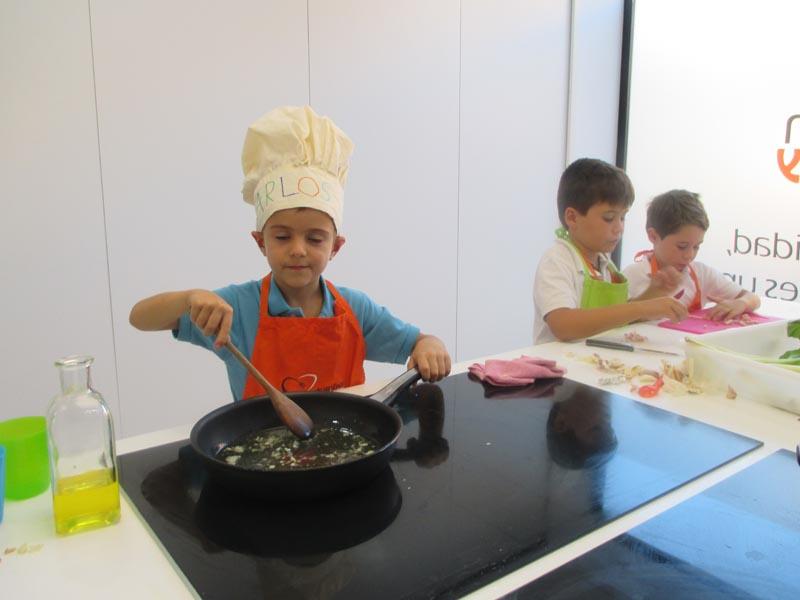Cenas para niños : Recetas y consejos