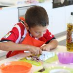 Talleres de cocina para niños FNAC