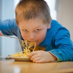 La alimentación de los niños es fundamental para que se encuentren saludables