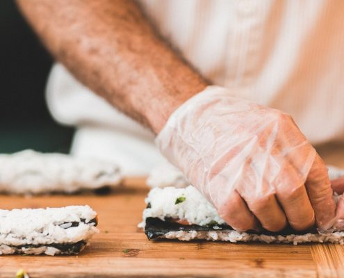 La cocina ayuda a mejorar la psicomotricidad