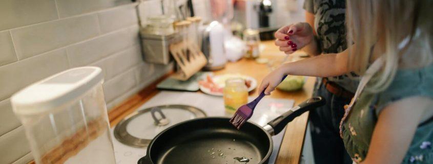 Los más pequeños deben aprender a cocinar