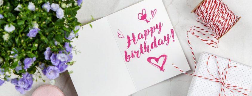 ¿Qué regalar a una amiga por su cumpleaños?