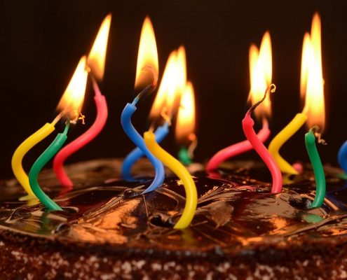 Quieres regalar un cumpleaños temático