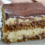 TIRAMISU DE CHOCOLATE
