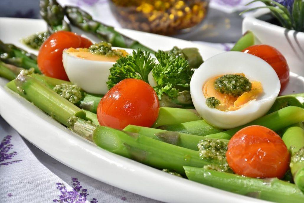 más verduras en tu dieta