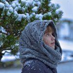 Invierno y alimentación para niños