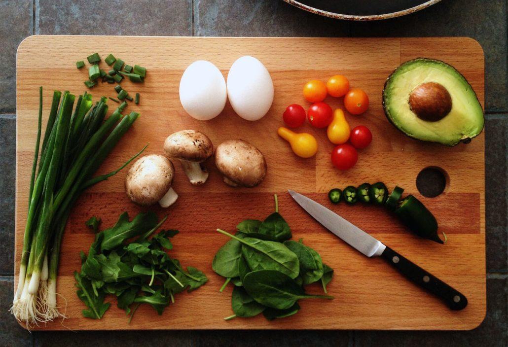 Cocina ligera y vida sana