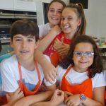 Beneficios de aprender a cocinar desde niño