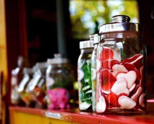 abusar de los dulces