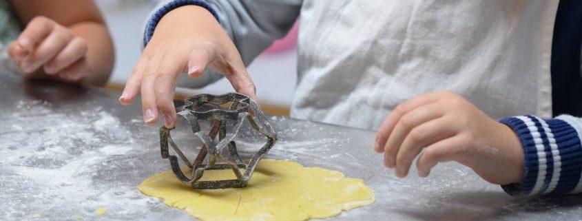 Taller de Cocina para niños en Madrid