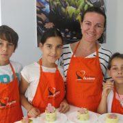 aprender a cocinar en familia