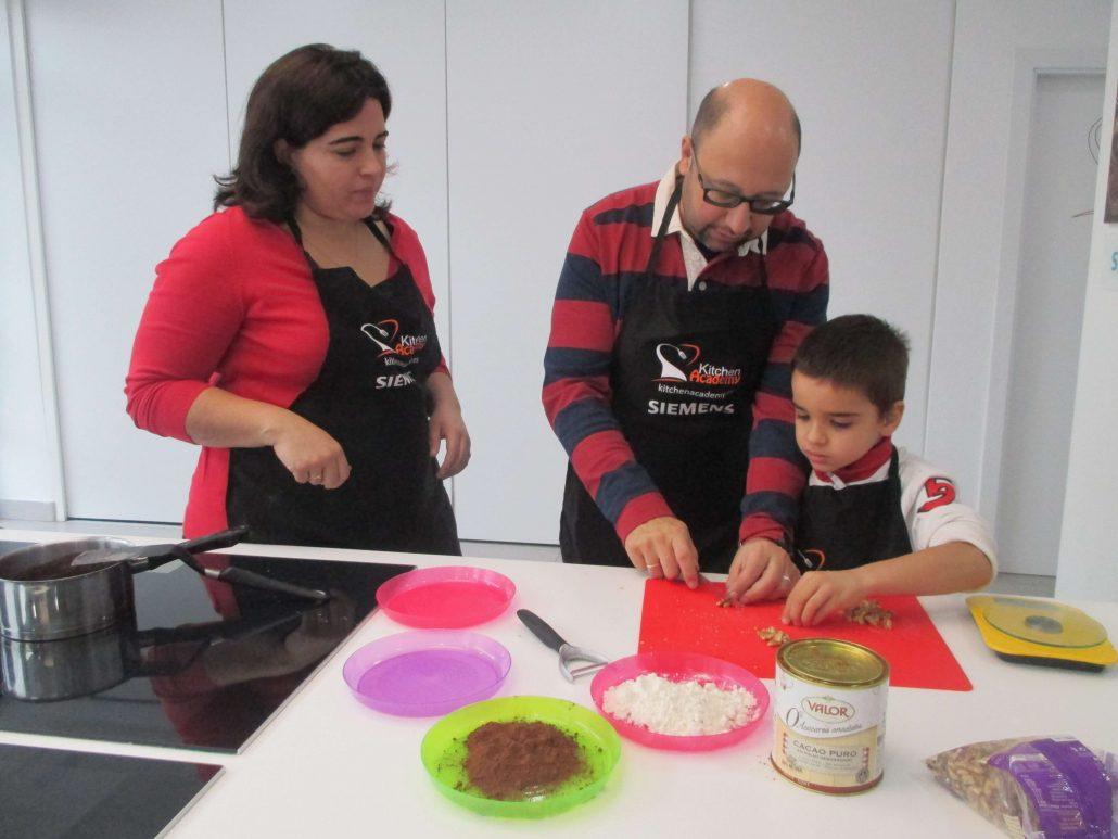 que tu hijo aprenda a cocinar