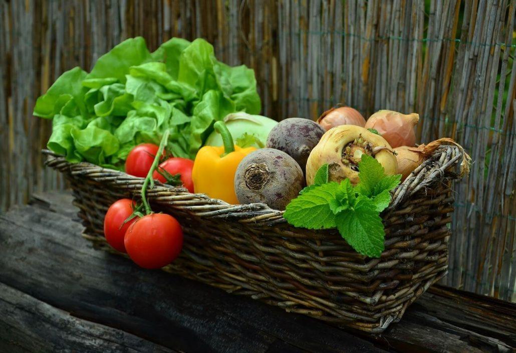 Las verduras y sus beneficios